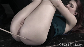 Hardtied - There are moans and gasps with Caned Lane